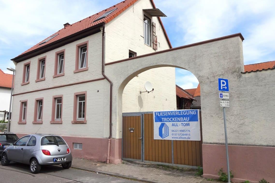 Altbausanierung aus einer Hand in Riedstadt