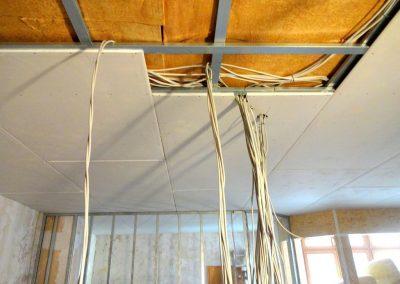 altbausanierung trockenbauarbeiten, schall- und brandschutz, spachtelarbeiten 2