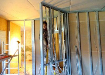 altbausanierung trockenbauarbeiten, schall- und brandschutz, spachtelarbeiten 9