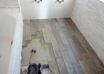badsanierung mit klinker in germersheim 2