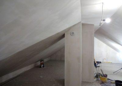 dachbodenausbau dossenheim 2