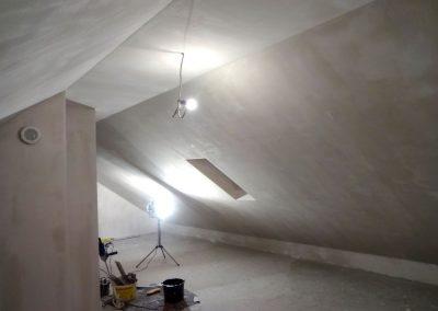 Dachbodenausbau Dossenheim