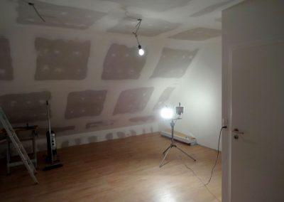 dachbodenausbau in schifferstadt, laminatverlegung & trockenbau 4
