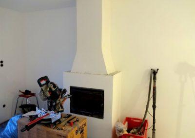 dachbodenausbau - trockenbau und spachtelarbeiten 1