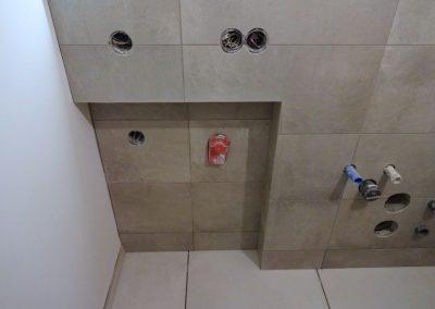 fliesenarbeiten im bad, hockenheim 6