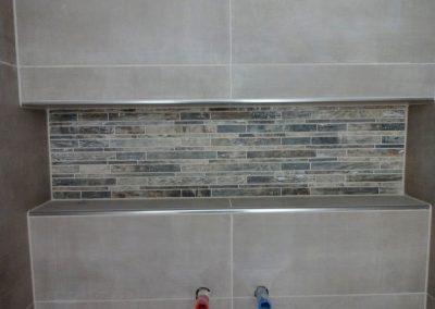 fliesenarbeiten im bad und gäste-wc, neubau in mannheim 1