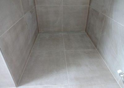 fliesenarbeiten im bad und gäste-wc, neubau in mannheim 2