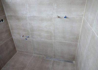 fliesenarbeiten im bad und gäste-wc, neubau in mannheim 6