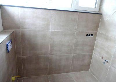 fliesenarbeiten im bad und gäste-wc, neubau in mannheim 7