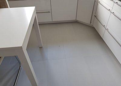 küchenrenovierung, fliesen- und laminatverlegung 1