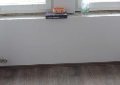 trockenbau, dachbodenausbau mit spachtelarbeiten und trockenestrich 14