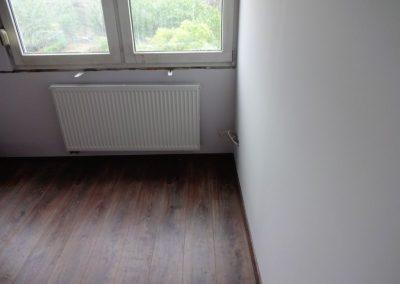 trockenbau, dachbodenausbau mit spachtelarbeiten und trockenestrich 21
