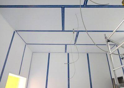 trockenbau, freva system, produktionshalle in heidelberg-ziegelhausen 10