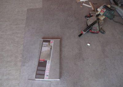 verlegung von vinylboden in plankstadt 1