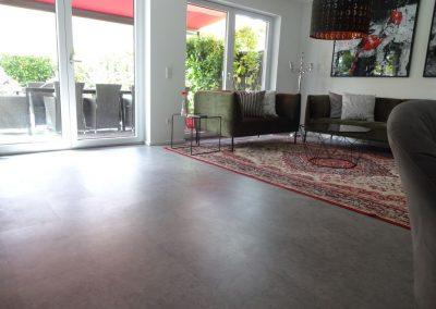 Verlegung von Vinylboden in Plankstadt